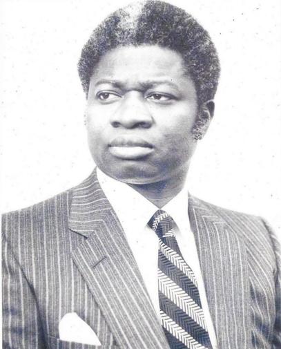 Late Dr. Mathias Offoboche