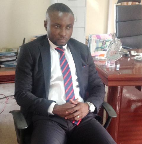 Asu Okang, Cross River Commissioner for Youths and Sports