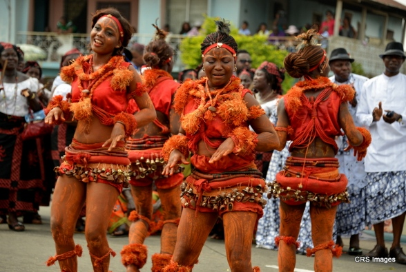carnival cultural parade