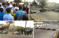 Again, CUDA Staff Block Calabar Street Over Salaries, Dispersed By Police