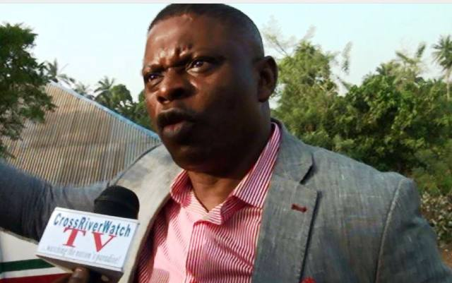 George Ekpungu, Commissioner For New City Development, Cross River State