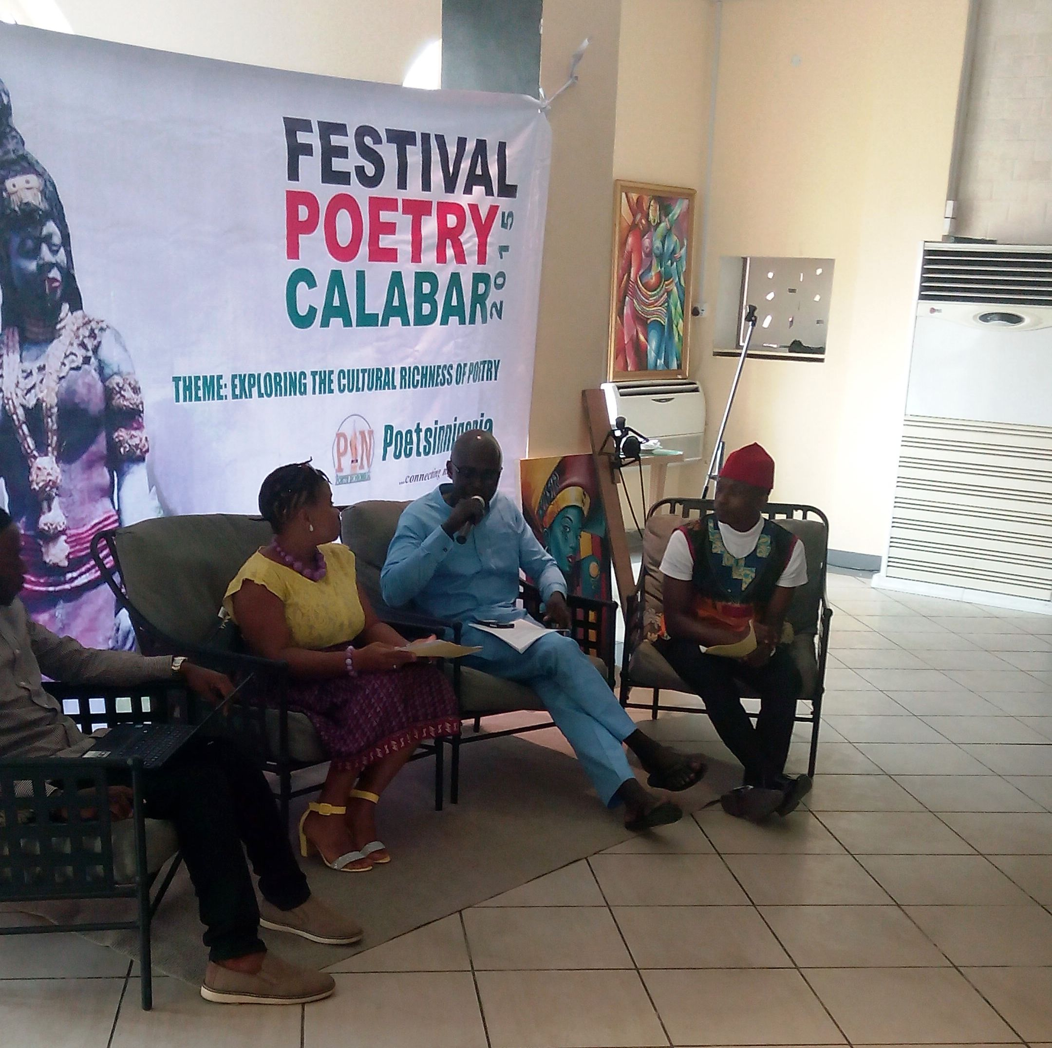 festival of poetry