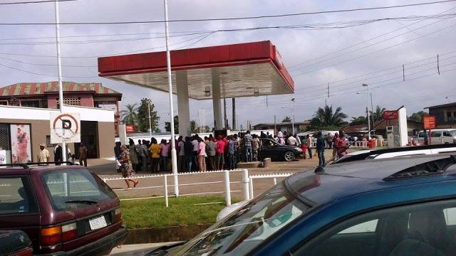 fuel situation in northern cross river