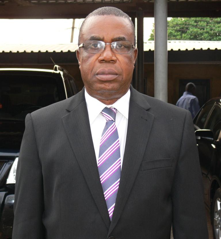Deputy Governor Ivara Esu
