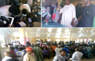 We Came Like Prodigal Sons – Jedy Agba Leads Supporters To APC In Obudu