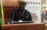 Hon. Legor Idagbo In Morocco, Calls For Reduction In Minimum Age Of Parliamentarians