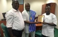 Hon. Legor Idagbo Wins Award For Effective Representation