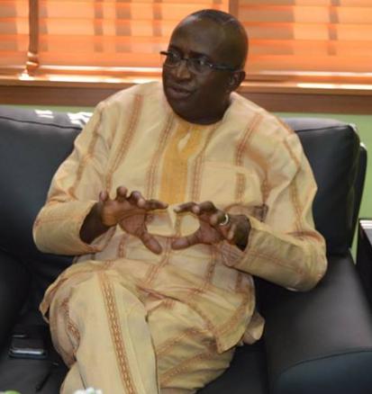 Senator Victor Ndoma Egba, SAN