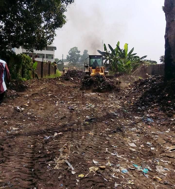 Okoro Agbor street