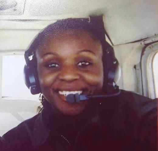 Cassandra Idagbo, Cross River's first female pilot