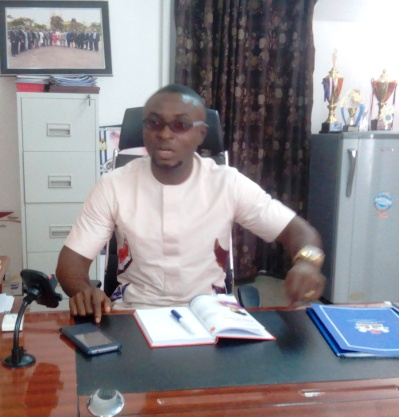 Asu Okang, Commissioner for Youth and Sports Development, Cross River State