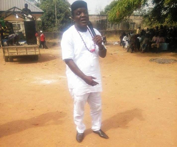 Chief Spokesman Agogo