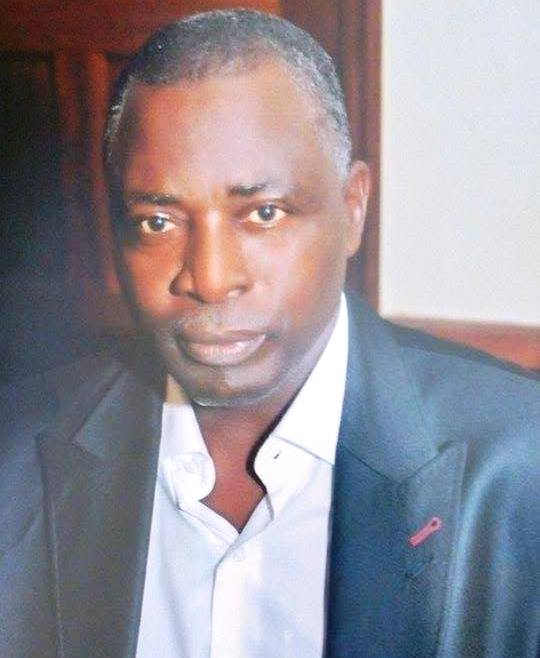 Engineer Mike Eraye, Commissioner for Environment, Cross River State