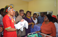 Cross River First Lady Visits Baby Of The Year 2016 At UCTH