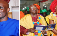 Cross River Assembly Speaker Felicitates With New UNICAL VC