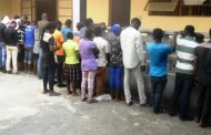 Nigeria Immigration Service Arrests Suspected Traffickers In Abi, Hands Them To NAPTIP