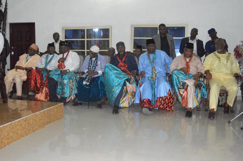 Still at the Obong's Palace