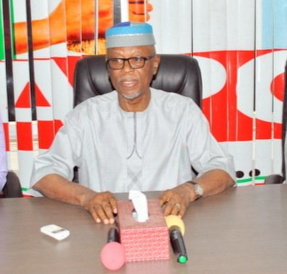 Chief John Oyegun, APC National Chairman - Expected in Cross River on Saturday