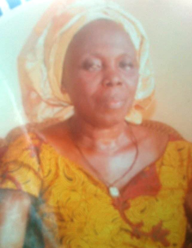 Late Ungie Ato Monica Agba