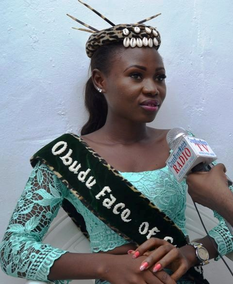 Queen Retina Ashibekong - Face of Obudu Culture