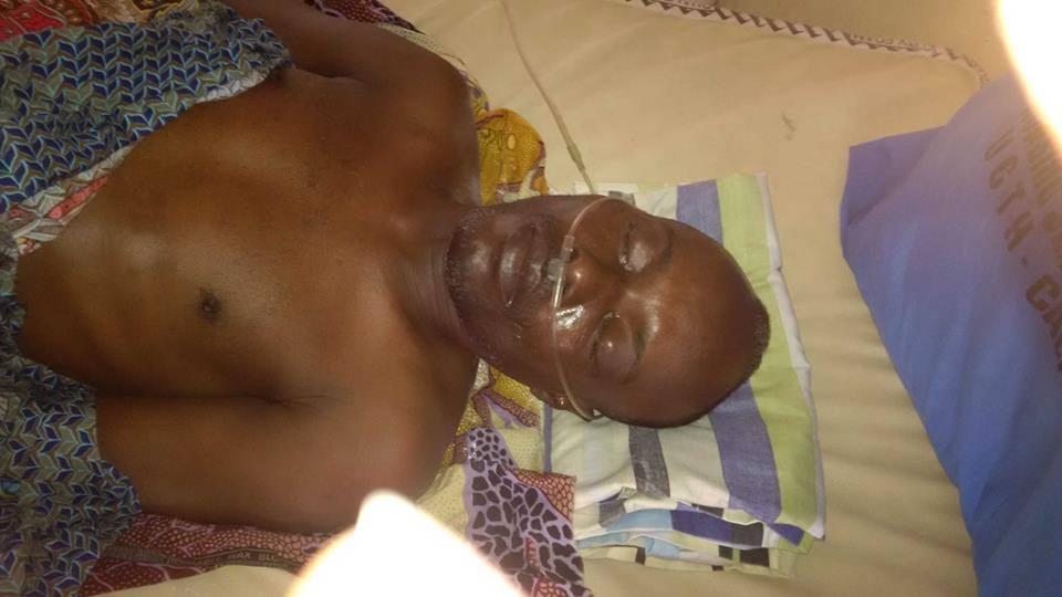 Coach John Okon Ene of Rovers FC in coma at UCTH