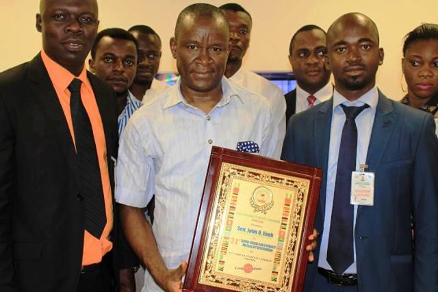 senator owan award