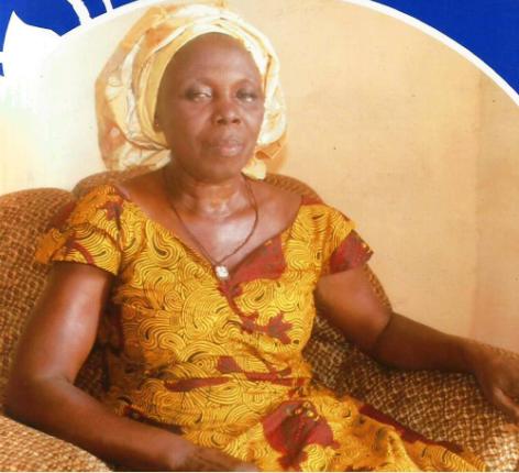 Late Monica Ungie Ato Agba