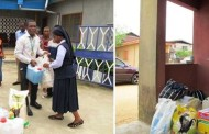 NACRISS, College Of Education, Akamkpa Donates N180,000 Wares To Two Orphanages In Calabar