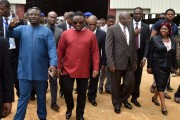 GARMENT FACTORY: EFCC Release Governor Ayade's Brother