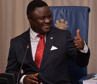 Governor Ben Ayade - Endorsed for Second Term