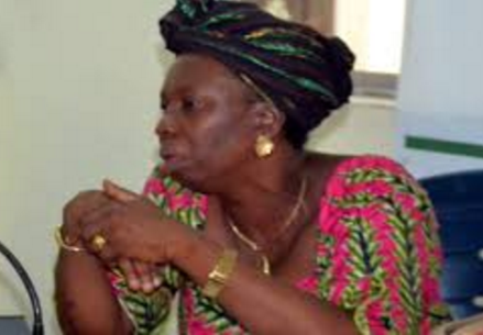 Mrs. Gesila Khan, Resident Electoral Commissioner, Cross River State