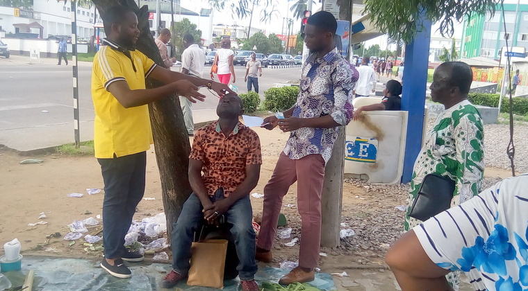 Some of the 'miracle' herbal medicines on the streets of Calabar