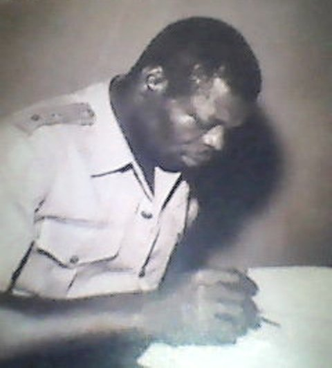 Major S.S.A. Agba (MON) rtd.