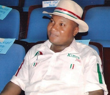 Hon. Kyrian Mfam, Impeached Obubra LGA Chairman