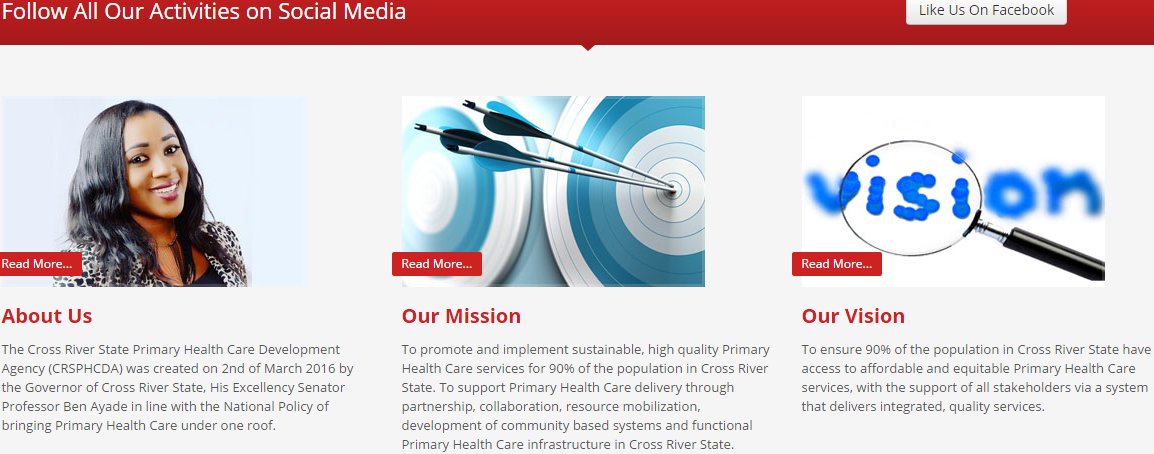 phc website