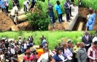 Late Stanley Etim, Beaten To Death by Policemen Has Been Laid To Rest In Calabar