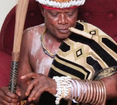Obol Ofem Ubana - Obol Lopon of Ugep (file picture)