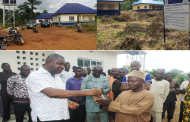 Border Commission Delivers Police Stations, Medical Facilities To Communities In Cross River