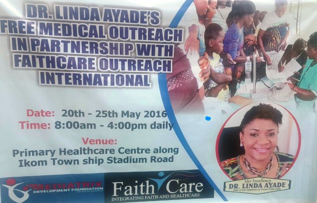 first lady outreach banner