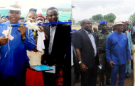 3,000 Homes To Be Lit As Ayade Commissions 3 Mega Watt Diesel Fired Power Plant In Obudu