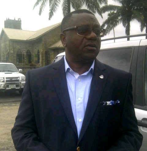 Orok Duke, Chairman Cross River State Sports Commission