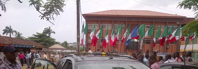 PDP Secretariat Calabar