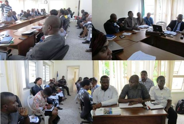 Agriculture Commissioner hold stakeholders meeting with PIND Foundation