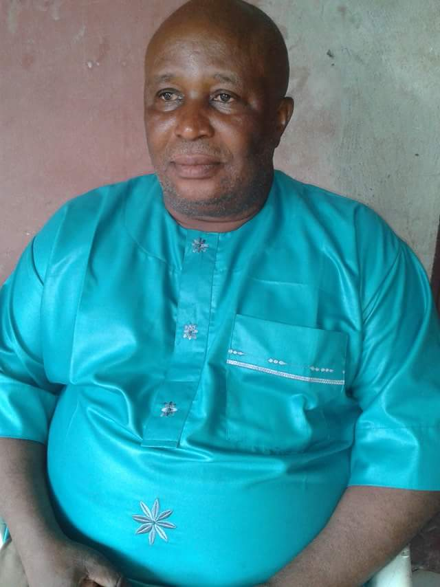 Community Relations Officer (CRO) to Cross River State Governor, in charge of Obanliku, Mr. Daniel Okono