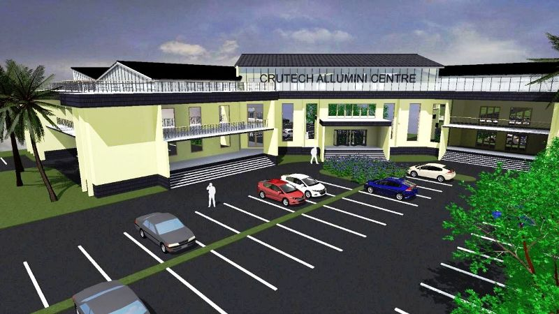 The Proposed CRUTECH Alumni Centre
