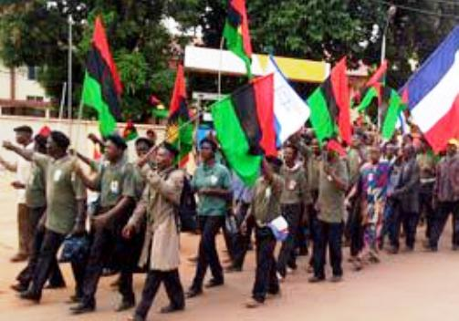 Biafra Protest (picture credit: Google)
