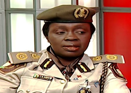 Comptroller, Cross River State Command of Nigeria Immigration, Funke Adeuyi
