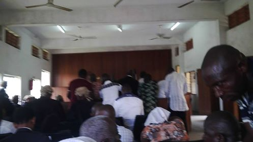The Calabar killer cops in court