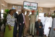 Sports Minister Inaugurate Main Organizing Committee Of National Sports Festival, Calabar 2016