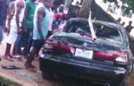 One Student Crushed To Death, Two Siblings Critically Injured In Ugep Auto Crash (very gory pictures)